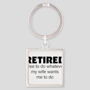 Retired Keychains