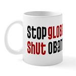 Shutt Obama's Mouth Mug