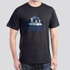 Penguins Dark T-Shirt