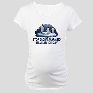 Penguins Maternity T-Shirt
