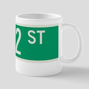 111th Street in NY Mug