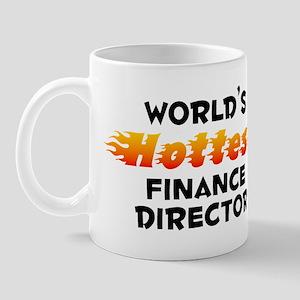 World's Hottest Finan.. (B) Mug