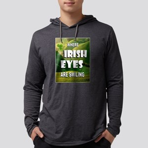 IRISH EYES Long Sleeve T-Shirt