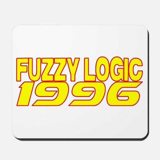 FUZZY LOGIC 1996 Mousepad