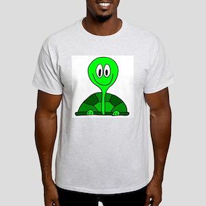 Tortoise Ash Grey T-Shirt