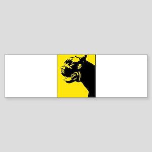 i love dog Bumper Sticker