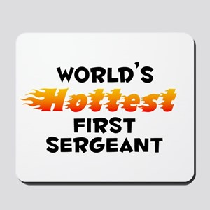 World's Hottest First.. (B) Mousepad