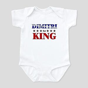 DIMITRI for king Infant Bodysuit