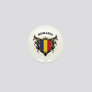 Romania Mini Button