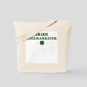 Irish Telemarketer Tote Bag