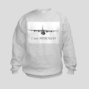 C-130 Hercules Kids Sweatshirt