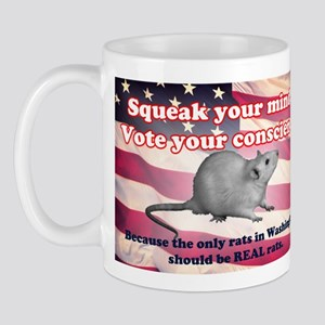 Squeak Your Mind Mug