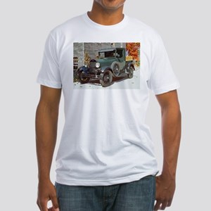 The Avenue Art Fitted T-Shirt
