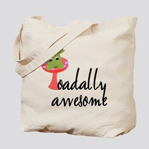 Toadally Awesome Tote Bag