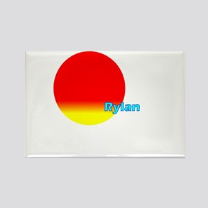 Rylan Rectangle Magnet