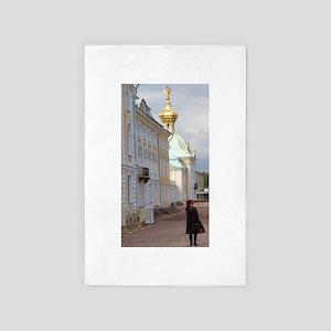 A Taste of Russia 4' x 6' Rug