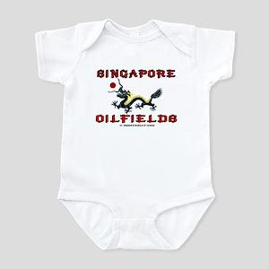 Singapore Oilfields Infant Bodysuit