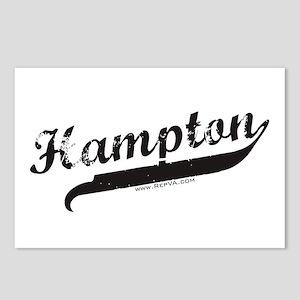 Hampton Postcards (Package of 8)