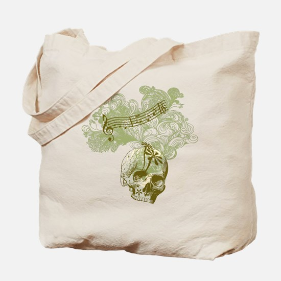 Musical Thoughts Tote Bag