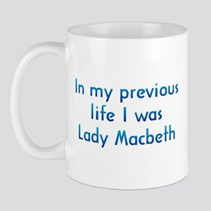 PL Lady Macbeth Mug
