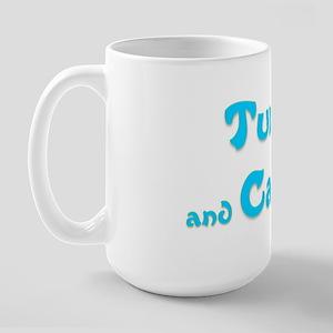 Turks and Caicos Large Mug