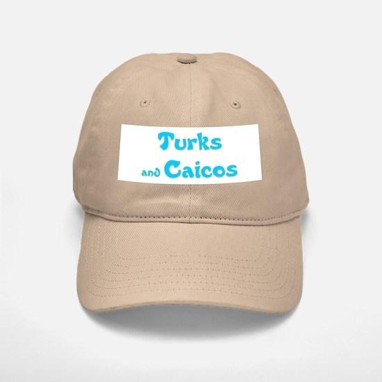 Turks and Caicos Baseball Baseball Cap
