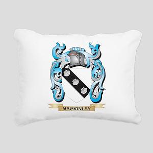 Mackinlay Coat of Arms - Rectangular Canvas Pillow