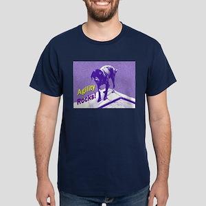 Agility Rocks Dark T-Shirt