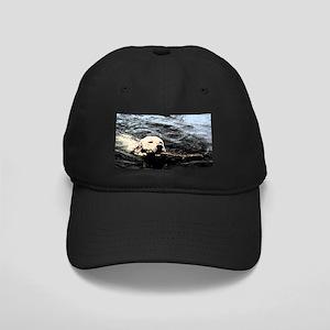 Swimming Lab Black Cap