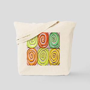 six swirls Tote Bag