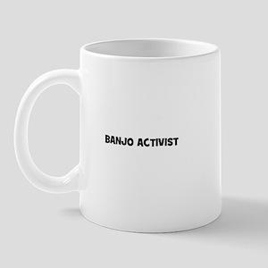 Banjo activist Mug