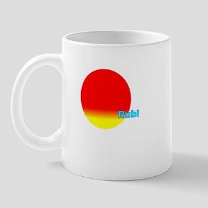 Rubi Mug