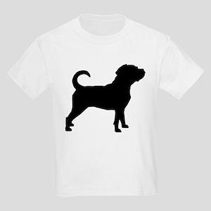Puggle Dog Kids Light T-Shirt