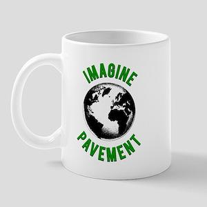 Imagine Pavement Mug