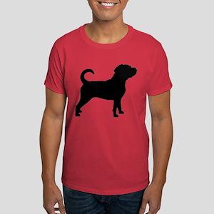 Puggle Dog Dark T-Shirt
