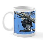 Eagle In the Wind Mug