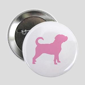 """Puggle Dog 2.25"""" Button"""