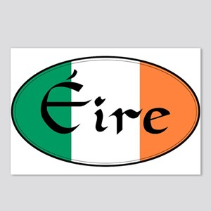 Eire (Ireland) Postcards (Package of 8)
