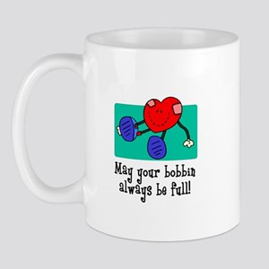 May Your Bobbin Be Full - Sew Mug