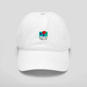 May Your Bobbin Be Full - Sew Cap