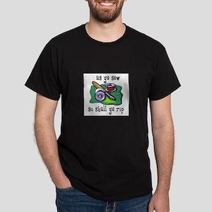 Sewing - So Shall Ye Rip Dark T-Shirt