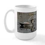 Gadwall Large Mug