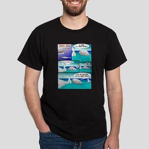 RIGHT WHALE Dark T-Shirt