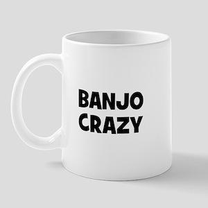 Banjo crazy Mug