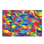 Cosmic Ribbons Postcards (Package of 8)