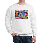 Cosmic Ribbons Sweatshirt