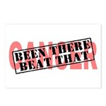 Been There, Beat That Postcards (Package of 8)