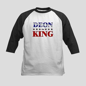 DEON for king Kids Baseball Jersey