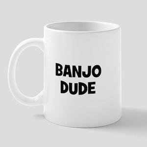 Banjo dude Mug