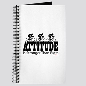 Attitude is Stronger Cycling Journal